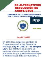 Arbitraje en Peru