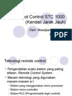 Remot Control STC 1000