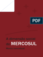 Dimensão Social Do Mercosul
