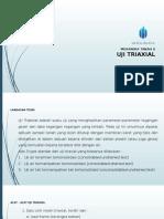 Uji Triaxial CD