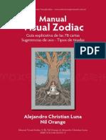 Astrologia Manual Cartas Visual-Zodiac