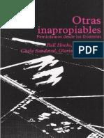 Otras Inapropiables. Feminismos Desde Las Fronteras