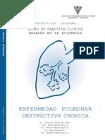 Enfermedad Pulmonar Obstructiva Cronica EPOC