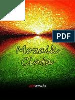 Buku Mozaik Cinta