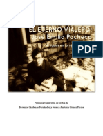 El Eterno Viajero Jose Emilio Pacheco An