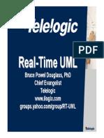 Bruce Douglass - Workshop Real-Time UML
