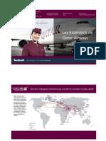 Qatar Airways | The Essentials Card by Luxury Attitude