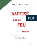 Baptisé Par Le Feu Ardent Livre 2