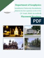 Placement Brochure 2015-16