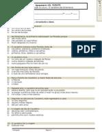 Ficha de Verificação de Leitura (Preparação) - O Cavaleiro Da Dinamarca (1)
