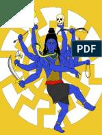 Shiva by Javiesandi
