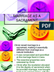 5.Marriage as a Sacrament