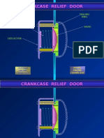 Crankcase Relief Door