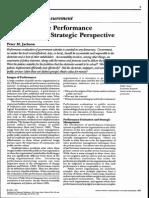8 PJ Performance Evaluation
