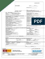 Centrifugal Pump Data Sheetjob n3-5