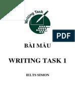 Tổng Hợp Bài Mẫu Task 1