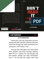 Buku Komunikasi agribisnis (UWI) DON'T READ IT UWI