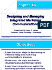 7. Designing and Managing Integrated Marketing Communications