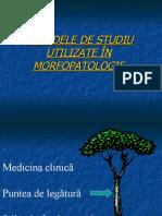 73228406 Metodele de Studiu Utilizate in Morfopatologie