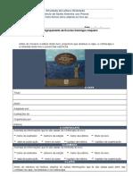 Sermão de Santo António Aos Peixes - Ficha de Leitura - Capa