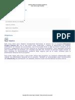 Primavera Project Planner P6 Procedimientos Generales
