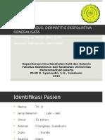 Presentasi Case Dermatitis Eksfoliativa Alief
