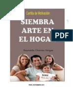 SIEMBRA ARTE EN EL HOGAR