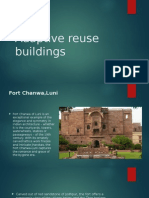 Adaptive Reuse Buildings