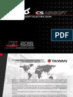 2016 ICS Catalog