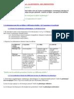Chapitre 1 - La Diversité Des Phénotypes