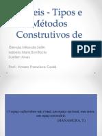 Tuneis -Tipos e Metodos Construtivos