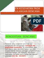manajemenkesehatanpadapenanggulanganbencana-131119120213-phpapp02