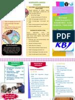 format leaflet KB komunitas.pdf