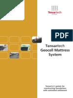 Tensartech Geocell Brochure
