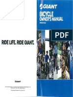 2007 Giant Owners Manual-V10-0