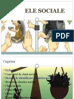 Clasele Sociale - Sociologie