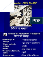Fall Protectio-100%Tie Off
