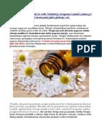 Reakcja zdrowotna na kwasy Omega-3