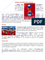 Copa Mundial de Fútbol Sub 17 2015