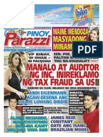 Pinoy Parazzi Vol 8 Issue 143 November 30 - December 1, 2015