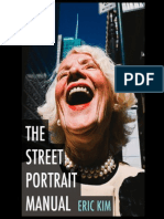 The Street Portrait Manual
