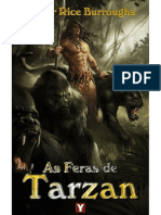 As Feras de Tarzan - Tarzan - V - Edgar Rice Burroughs