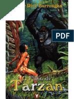 O Filho de Tarzan - Tarzan - Vo - Edgar Rice Burroughs