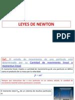 Leyes de Newton Primera Parte