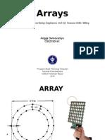 Teknologi Kelautan Lanjutan - Buku - Arrays