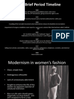Fashion of early 20th Century Part2