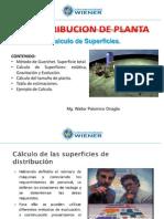 Distribucion de Planta Metodo de Guerche