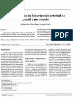 Epidemiologia Da Hipertensão