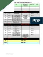 Weekly Schedule EPT282 201516