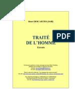 Traité de l'homme (Descartes)